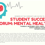 West Fargo Public Schools presents Student Success Forum on Mental Health