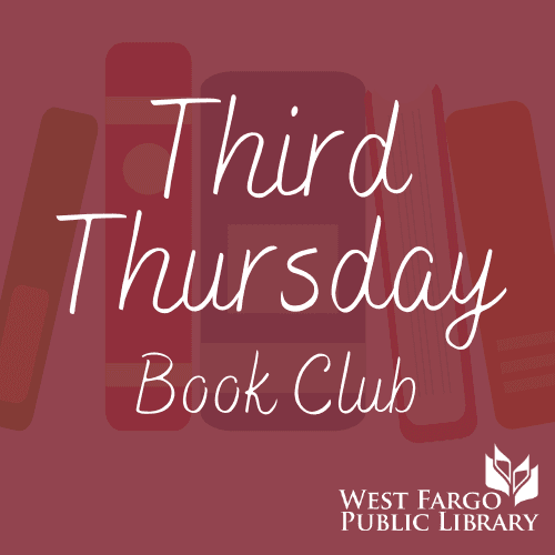 Third Thursday Book Club (1)