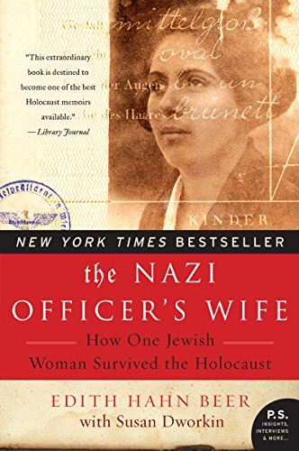 the nazi officers wife edith hahn beer